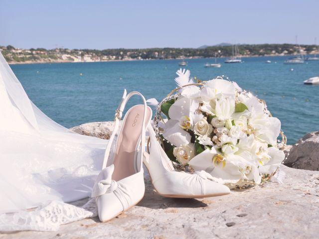 Le mariage de Alexandre et Mathilde à Bandol, Var 58