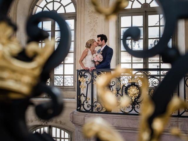 Le mariage de Max et Clarisse à Dijon, Côte d'Or 26
