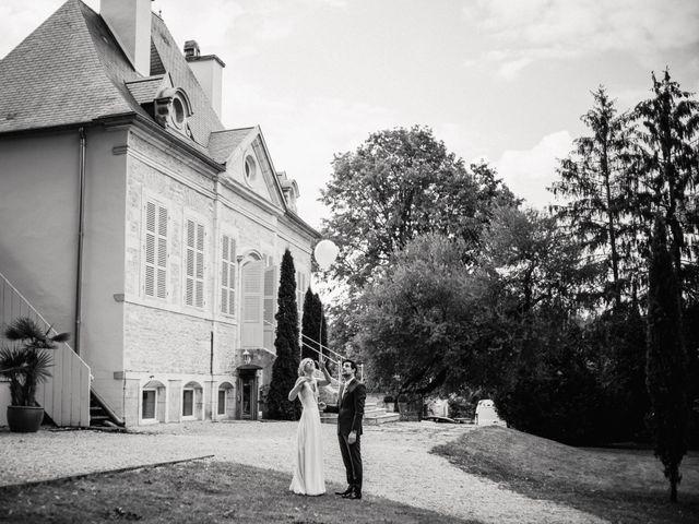 Le mariage de Max et Clarisse à Dijon, Côte d'Or 34