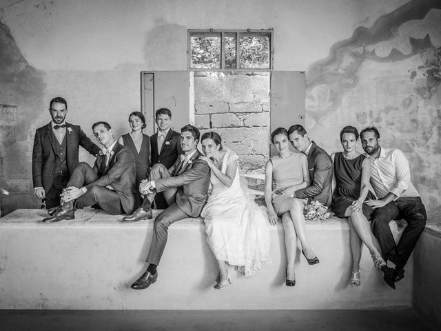 Le mariage de Marc et Anne-Laure à Uzès, Gard 2