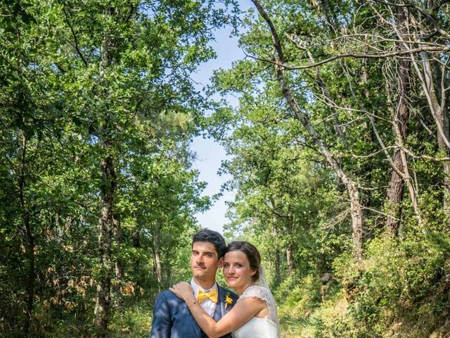 Le mariage de Marc et Anne-Laure à Uzès, Gard 4