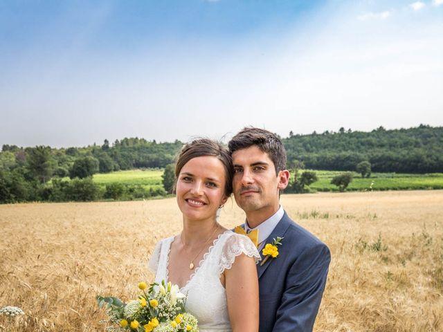 Le mariage de Marc et Anne-Laure à Uzès, Gard 6