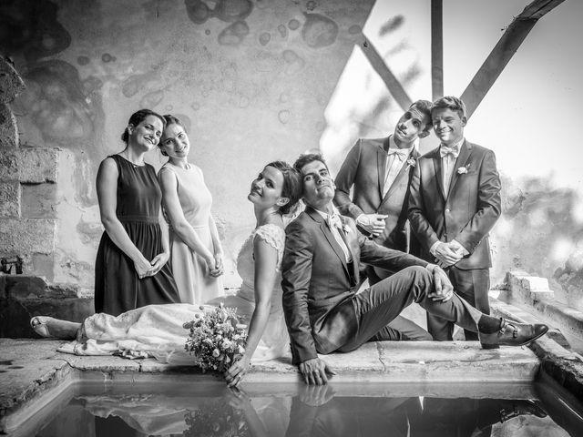 Le mariage de Marc et Anne-Laure à Uzès, Gard 7