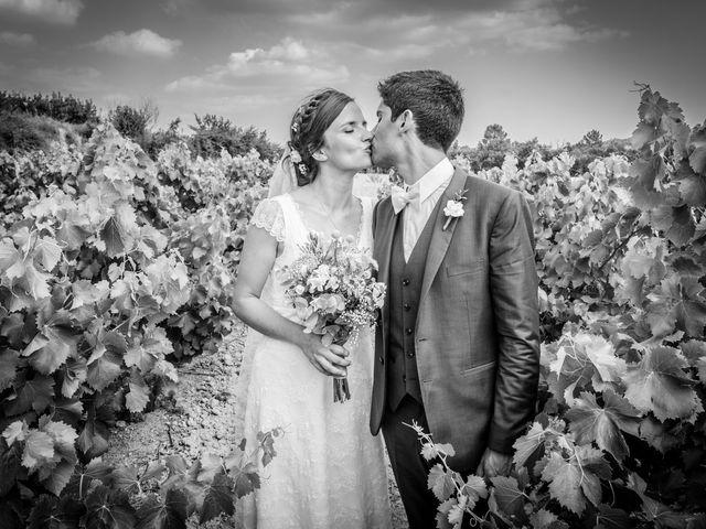 Le mariage de Marc et Anne-Laure à Uzès, Gard 8