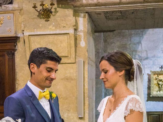 Le mariage de Marc et Anne-Laure à Uzès, Gard 9