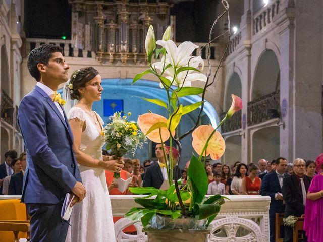 Le mariage de Marc et Anne-Laure à Uzès, Gard 10
