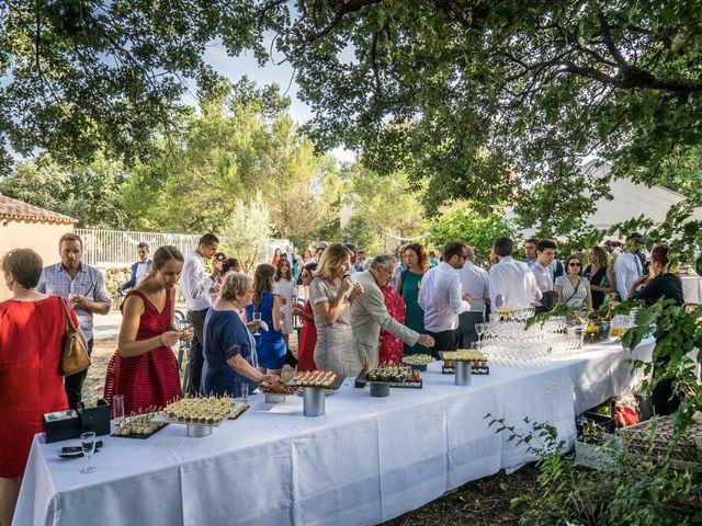 Le mariage de Marc et Anne-Laure à Uzès, Gard 11