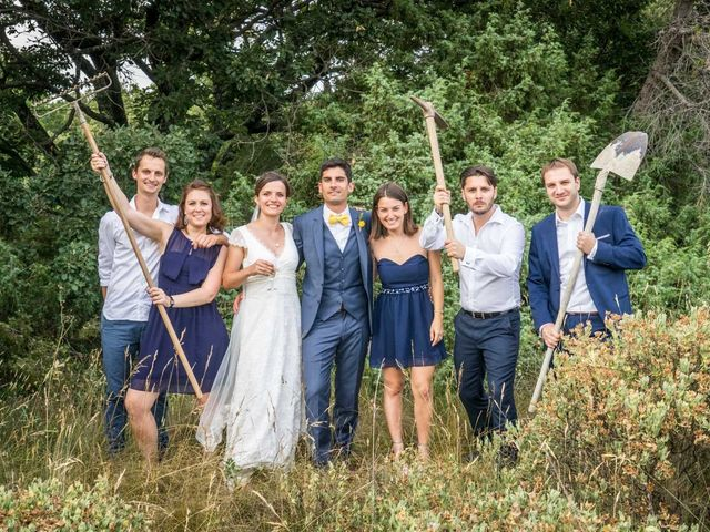 Le mariage de Marc et Anne-Laure à Uzès, Gard 14