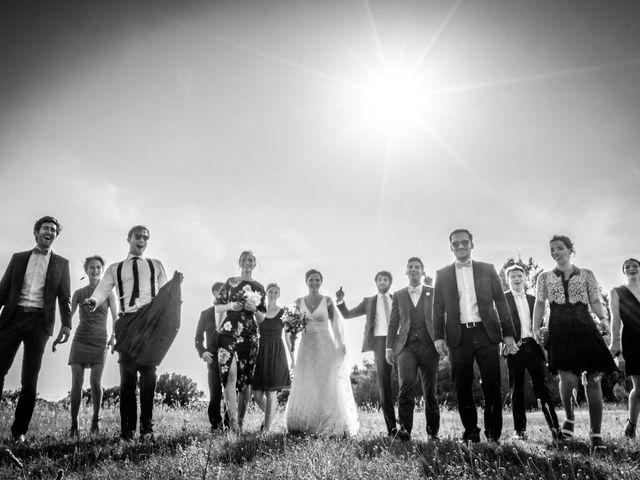 Le mariage de Marc et Anne-Laure à Uzès, Gard 15