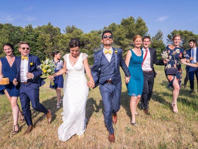 Le mariage de Marc et Anne-Laure à Uzès, Gard 16