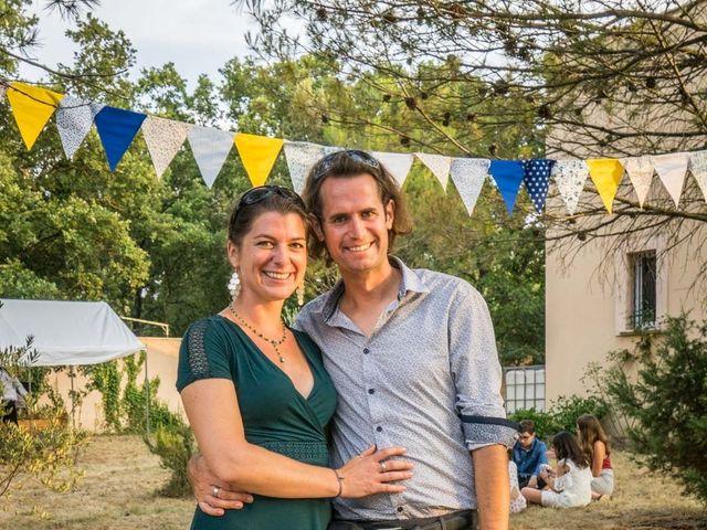 Le mariage de Marc et Anne-Laure à Uzès, Gard 17