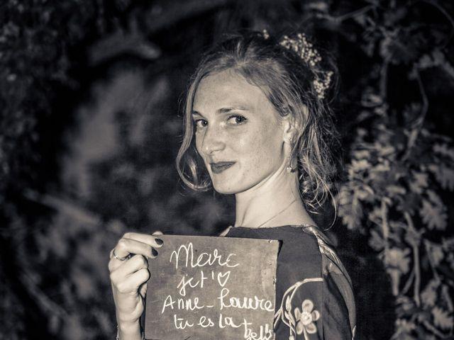 Le mariage de Marc et Anne-Laure à Uzès, Gard 22