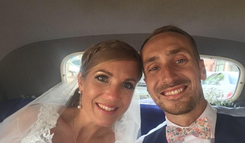 Le mariage de Oliver et Aude à Larroque , Tarn