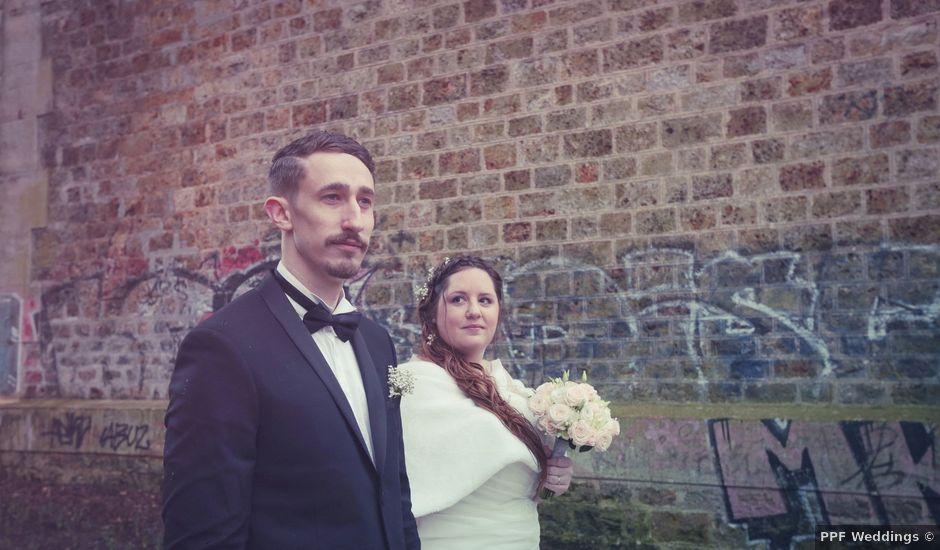 Le mariage de Julien et Fanny à Saint-Fargeau-Ponthierry, Seine-et-Marne
