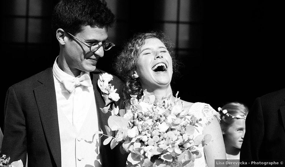 Le mariage de Amélie et Guillaume à Bengy-sur-Craon, Cher