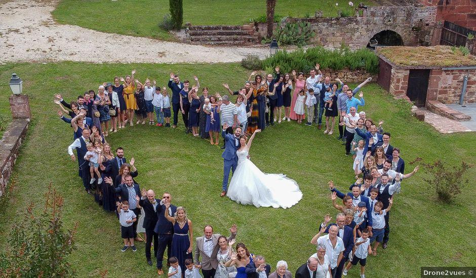 Le mariage de Kévin et Danièle à Meyssac, Corrèze