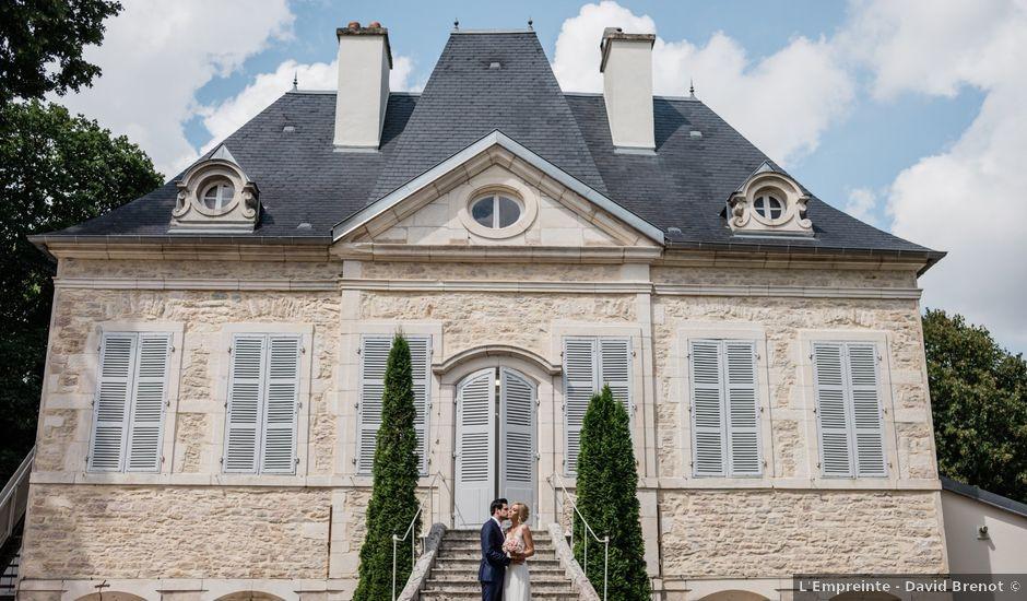Le mariage de Max et Clarisse à Dijon, Côte d'Or