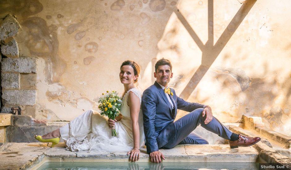 Le mariage de Marc et Anne-Laure à Uzès, Gard