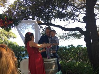 Le mariage de Lucille et Thomas 1
