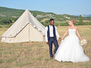 Le mariage de Cristelle et Mikaël