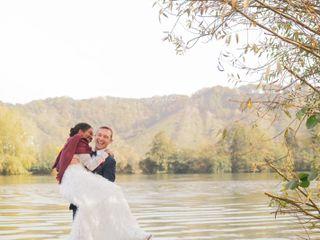 Le mariage de Maeva et Samuel