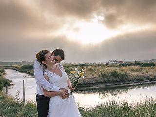 Le mariage de Stéphanie et Flavien