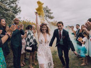 Le mariage de Fanny et Cédric