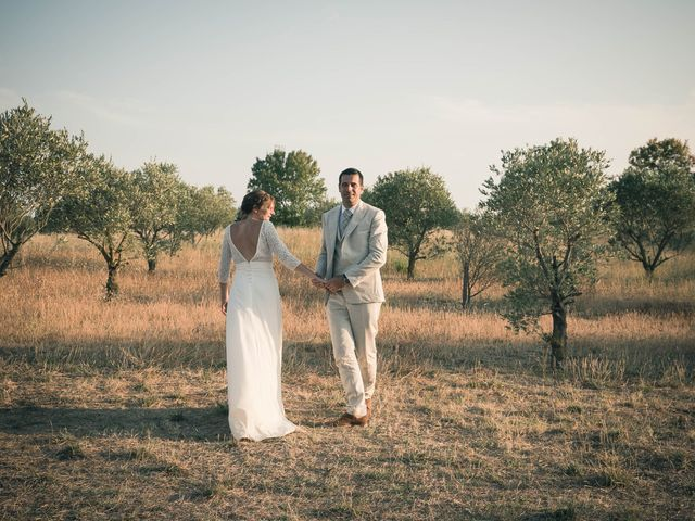 Le mariage de Didier et Clémence à Montagnac, Hérault 35
