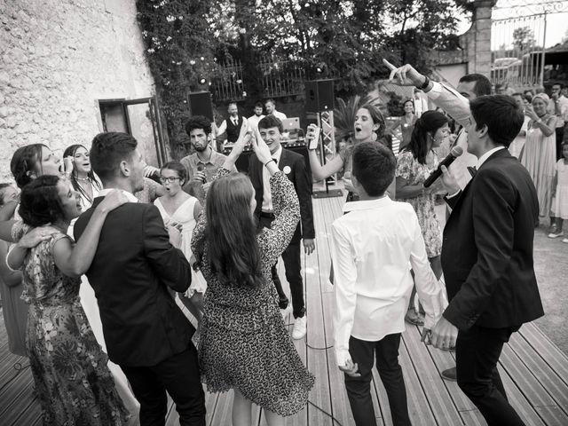 Le mariage de Didier et Clémence à Montagnac, Hérault 45