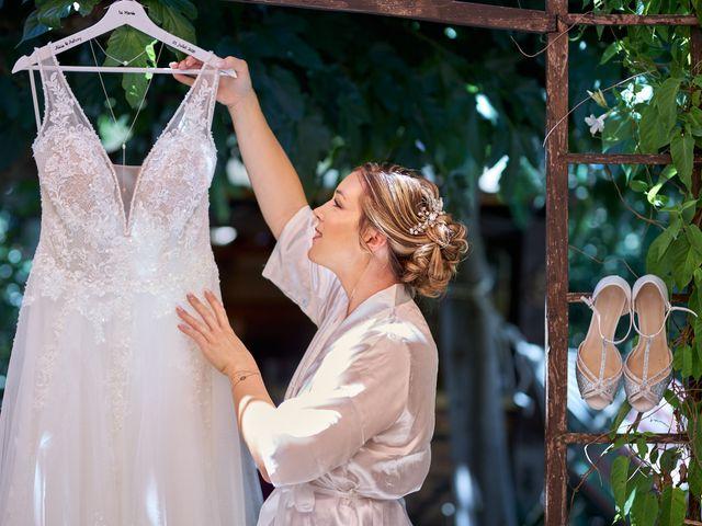 Le mariage de Anthony et Alicia à Roquebrune-sur Argens, Var 5