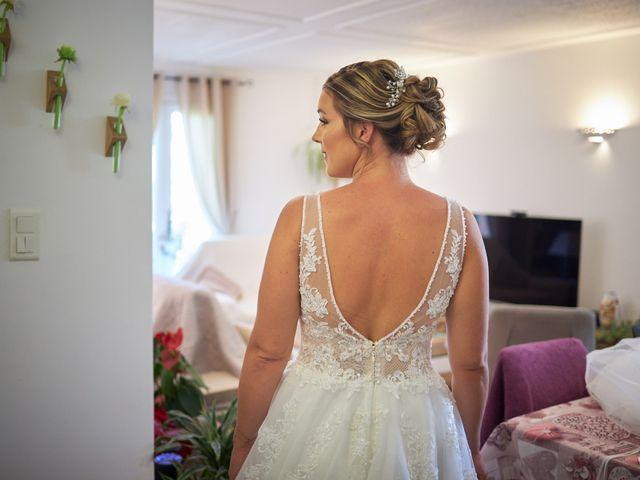 Le mariage de Anthony et Alicia à Roquebrune-sur Argens, Var 6