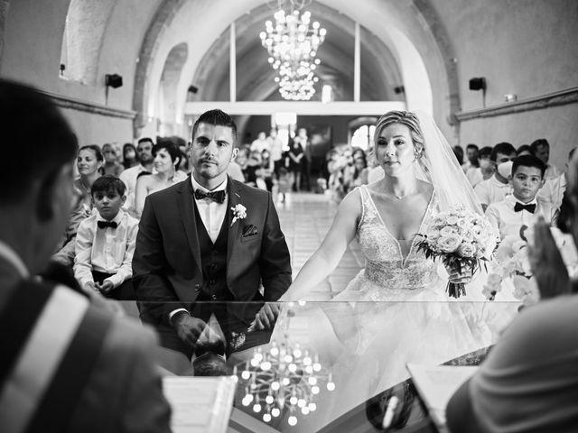 Le mariage de Anthony et Alicia à Roquebrune-sur Argens, Var 10