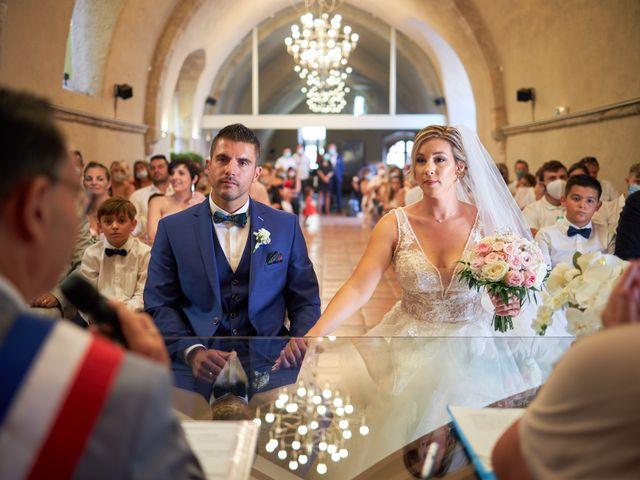 Le mariage de Anthony et Alicia à Roquebrune-sur Argens, Var 11
