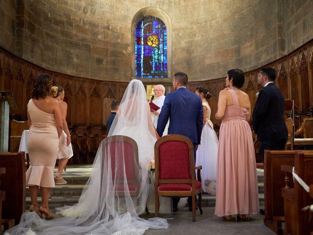 Le mariage de Anthony et Alicia à Roquebrune-sur Argens, Var 12