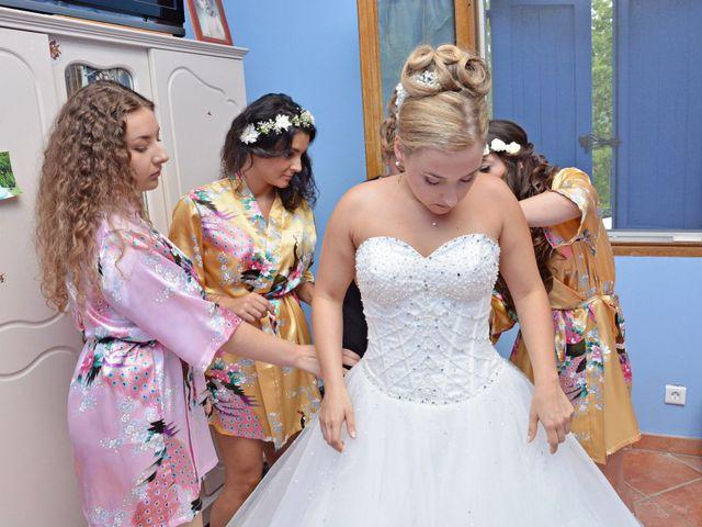 Le mariage de Mikaël et Cristelle à Noyers-sur-Jabron, Alpes-de-Haute-Provence 12