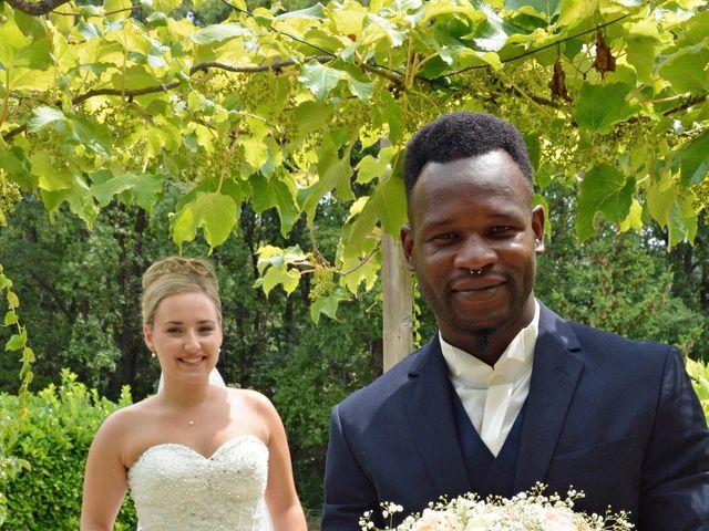 Le mariage de Mikaël et Cristelle à Noyers-sur-Jabron, Alpes-de-Haute-Provence 16