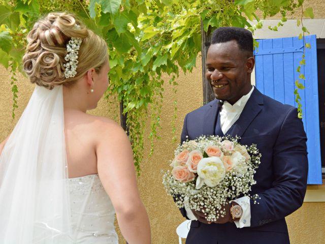 Le mariage de Mikaël et Cristelle à Noyers-sur-Jabron, Alpes-de-Haute-Provence 17