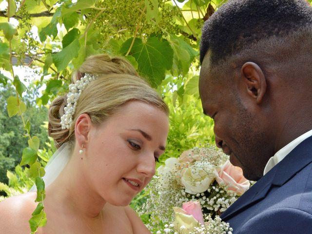 Le mariage de Mikaël et Cristelle à Noyers-sur-Jabron, Alpes-de-Haute-Provence 18
