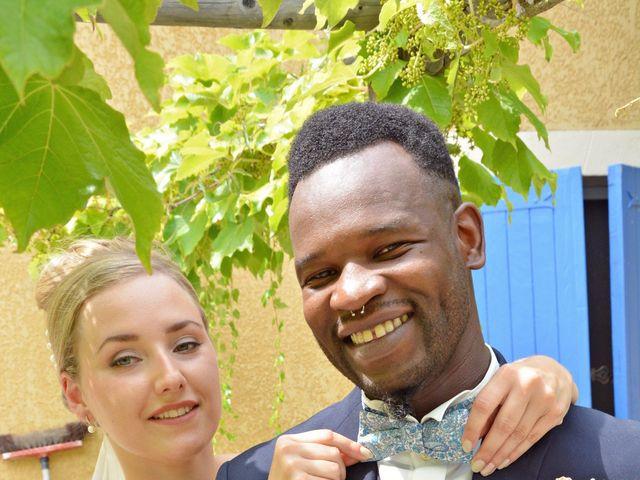 Le mariage de Mikaël et Cristelle à Noyers-sur-Jabron, Alpes-de-Haute-Provence 19