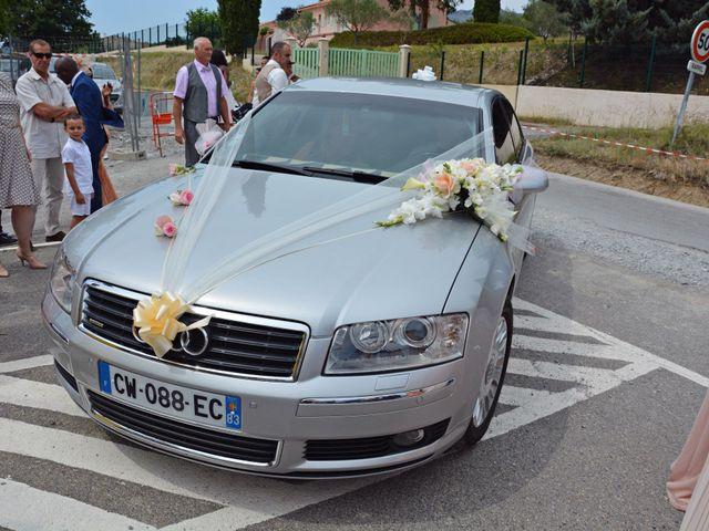 Le mariage de Mikaël et Cristelle à Noyers-sur-Jabron, Alpes-de-Haute-Provence 22