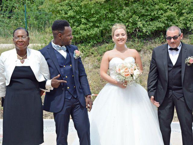 Le mariage de Mikaël et Cristelle à Noyers-sur-Jabron, Alpes-de-Haute-Provence 28