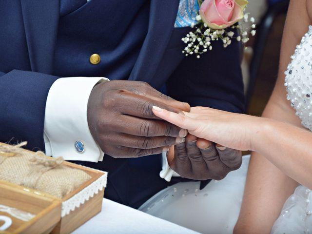 Le mariage de Mikaël et Cristelle à Noyers-sur-Jabron, Alpes-de-Haute-Provence 33