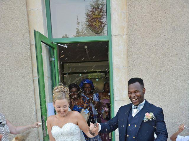 Le mariage de Mikaël et Cristelle à Noyers-sur-Jabron, Alpes-de-Haute-Provence 35