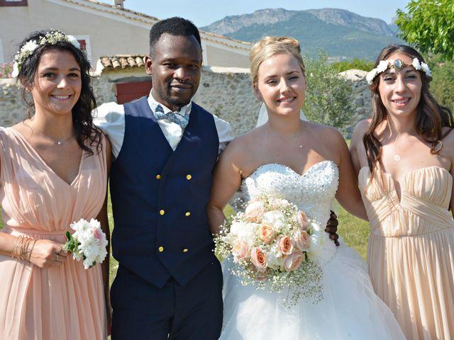 Le mariage de Mikaël et Cristelle à Noyers-sur-Jabron, Alpes-de-Haute-Provence 42