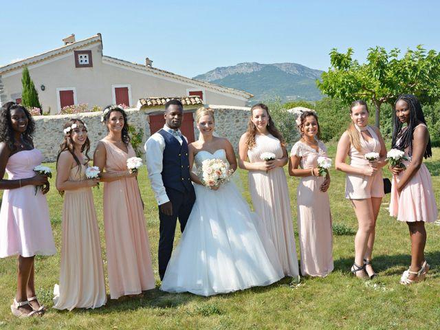 Le mariage de Mikaël et Cristelle à Noyers-sur-Jabron, Alpes-de-Haute-Provence 44