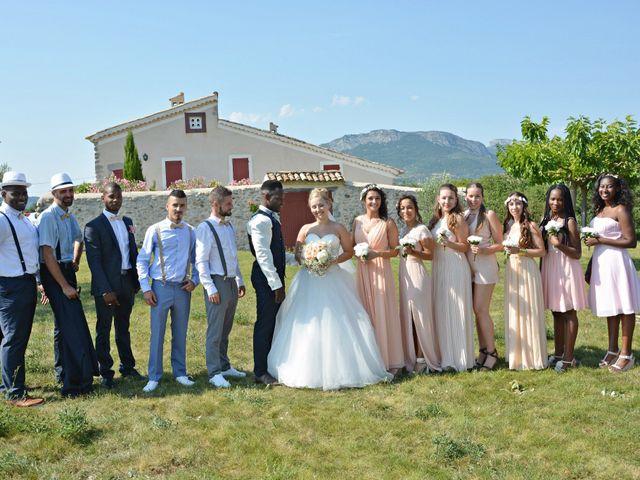 Le mariage de Mikaël et Cristelle à Noyers-sur-Jabron, Alpes-de-Haute-Provence 45