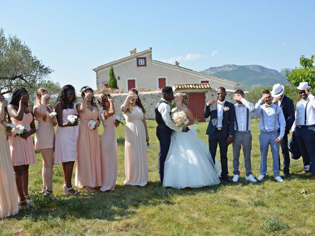 Le mariage de Mikaël et Cristelle à Noyers-sur-Jabron, Alpes-de-Haute-Provence 46