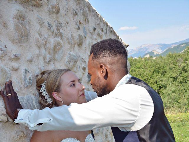 Le mariage de Mikaël et Cristelle à Noyers-sur-Jabron, Alpes-de-Haute-Provence 48