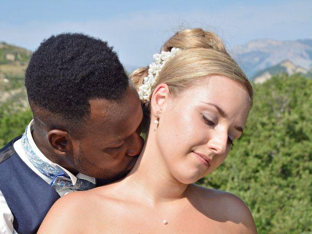 Le mariage de Mikaël et Cristelle à Noyers-sur-Jabron, Alpes-de-Haute-Provence 53