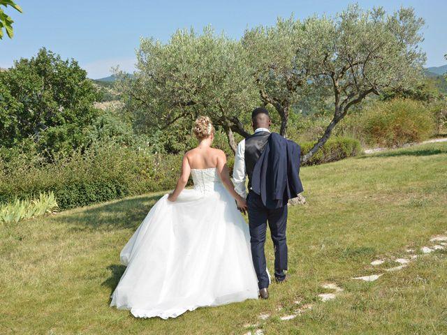 Le mariage de Mikaël et Cristelle à Noyers-sur-Jabron, Alpes-de-Haute-Provence 56